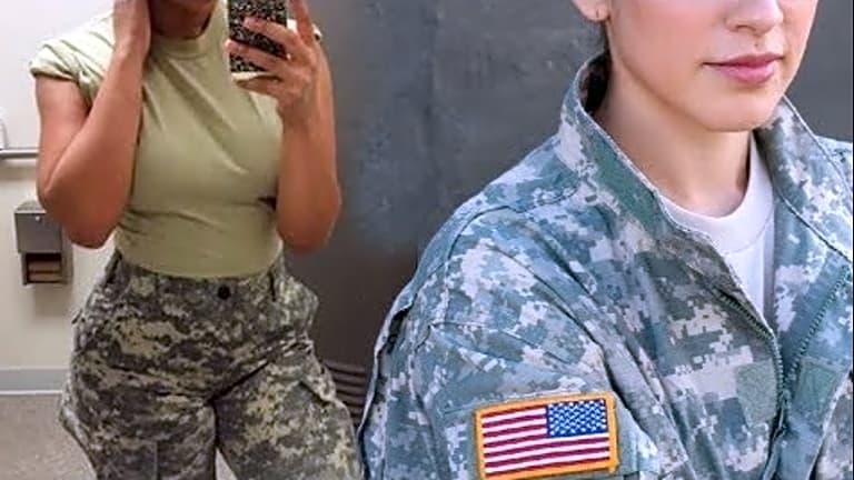 Beredar Ratusan Foto Syur Tentara Wanita Amerika Serikat Social